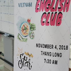 ENGLISH FUN DAY AT THANG LONG SCHOOL