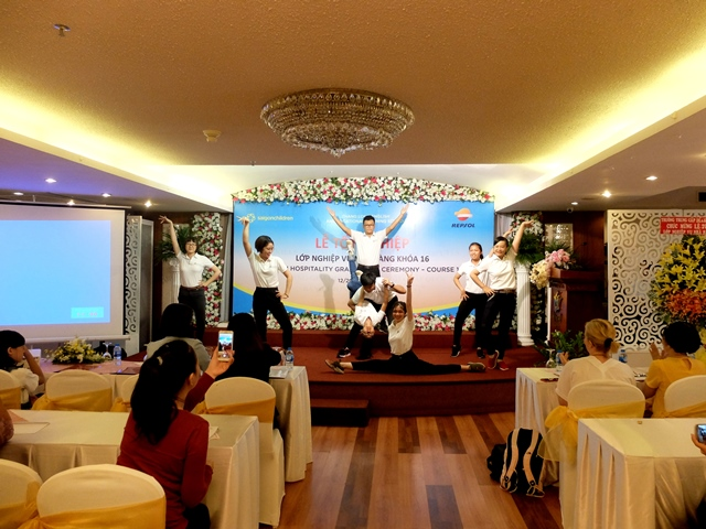 A NEW BEGINNING FOR HOSPITALITY STUDENTS